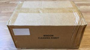 Робот мойщик окон. Посылка с АлиЭкспресс