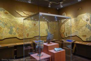 Музей болгарской цивилизации. Старинные сосуды