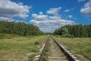 Железная дорога на Павлово