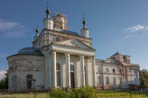 Троицкий собор. город Горбатов