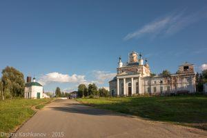 Троицкий собор. Вид со смотровой площадки