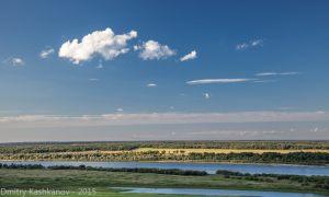 Фотография со смотровой площадки Горбатова