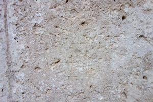 Спасо-Преображенский собор. Кресты на стенах. Фото достопримечательностей Переславля-Залесского