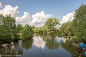 Фотография реки Трубеж. Переславль-Залесский