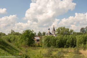 Знаменская церковь. Переславль-Залесский. Фото