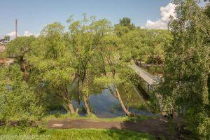 Река Трубеж. Переславль-Залесский. Фото
