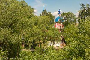 Покровская церковь. Переславль-Залесский. Фото