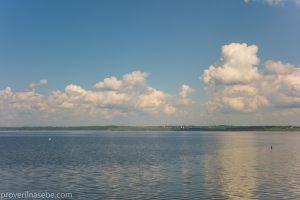 Плещеево озеро. Фото. Переславль-Залесский
