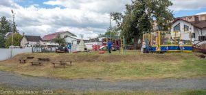 Детский городок на Пужаловой горе