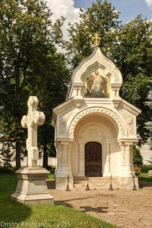 Мавзолей Дмитрия Пожарского