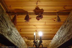 Комната отдыха. Ароматические травы. Фото. Гостевой дом Веры Федоровны. Суздаль