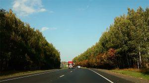 Дорога в Суздаль