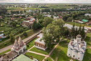Свято-Ризоположенский монастырь. Главный вход