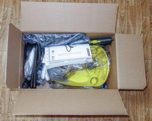 Пароочиститель Karcher SC4. Еще новый в упаковке