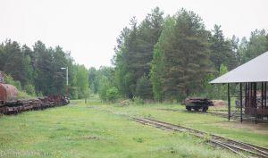 Музей паровозов в Переславле-Залесском. Куда уходят рельсы?