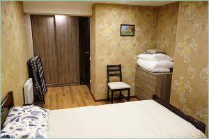 Бугров Хостел. 2 этаж. Спальня