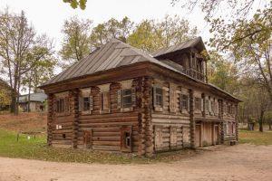 Дом Павловой - вид в полупрофиль
