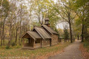 Щелковский хутор. Музей. Покровская церковь