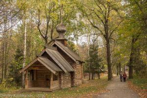 Щелковский хутор. Музей. Покровская церковь. Экскурсанты