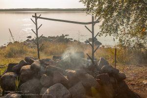 Пикник на острове Большая Муксалма. Экскурсия на Соловки