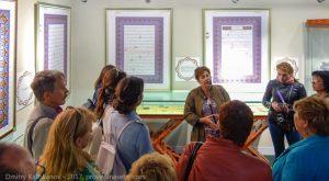 Экскурсия в музее Памятного знака. Начало осмотра. Экскурсия из Казани в Болгар