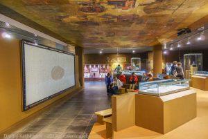 Залы музея болгарской цивилизации