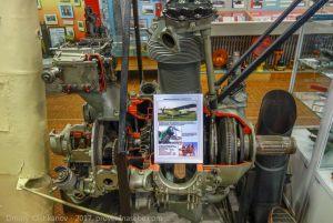 Двигатель самолета Ан-2