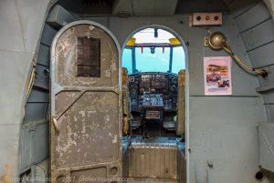 Дверь в кабину пилотов Ан-2