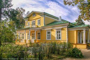 Господский дом. Усадьба Пушкина в Болдино