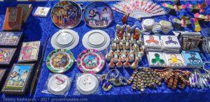 Сувениры в Большом Болдино