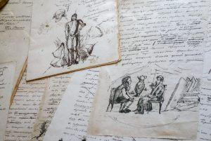 Рукописи А.С.Пушкина