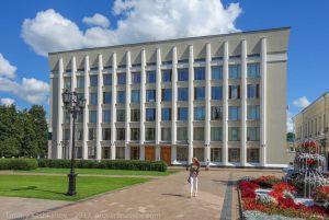 Административное здание в Нижегородском кремле