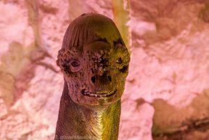 Взгляд через миллионы лет. Пешелань. Подземный музей