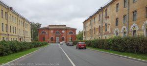 Кронштадт. Корпус Морского завода