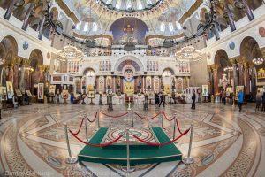 Никольский Морской собор в Кронштадте. Фото