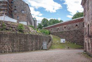 Выборгский замок. Внутренний двор